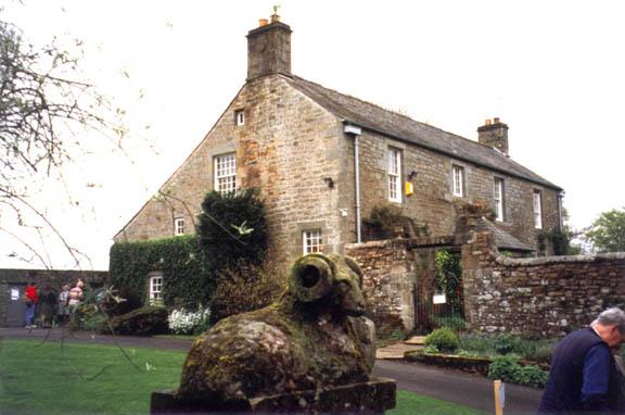 Redheugh Ram
