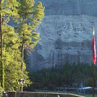 Stone Mountain Park, courtesy Sylvia Elliott.