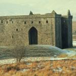 Hermitage Castle - winter